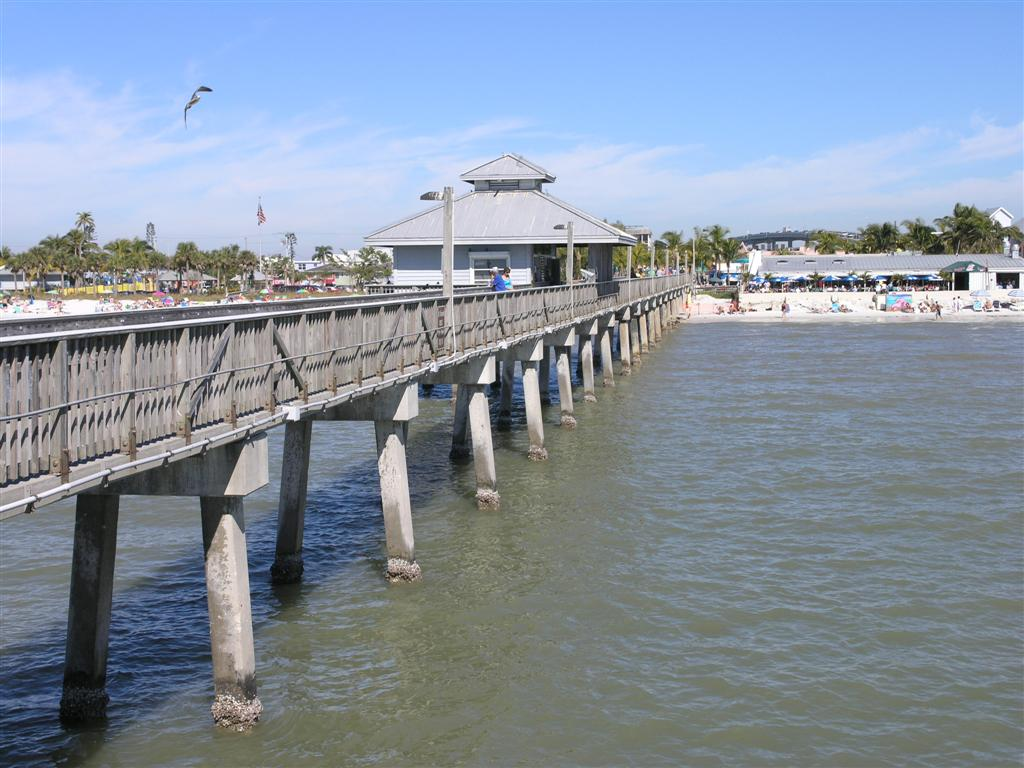 New page 1 for Fort myers beach fishing pier